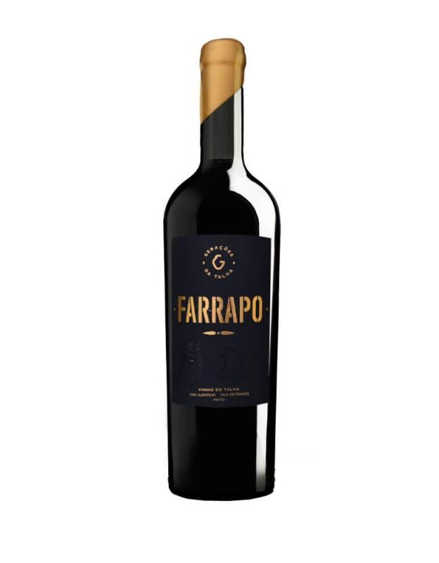 Geracoes da Talha Shop Wine Talha Farrapo Tinto